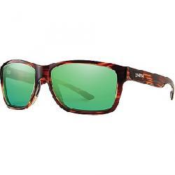 Smith Drake Polarized Sunglasses Tortoise / Polarized Green Mirror