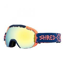 Shred Smartefy Snow Goggle Bigshow Navy/Rust/Hero CBL Green