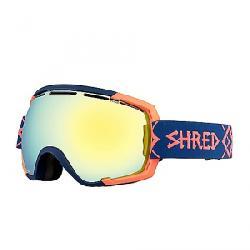 Shred Stupefy Goggle Bigshow Navy/Rust/Hero CBL Green