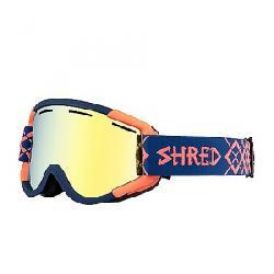 Shred Nastify Snow Goggle Bigshow Navy/Rust/Hero CBL Green