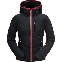 Spyder Women's Fleur Jacket Black / Black / Hibiscus