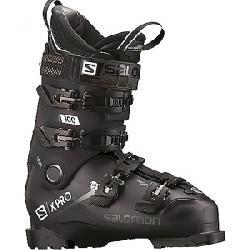 Salomon Men's X Pro 100 Ski Boot Black/Metallic Black/White