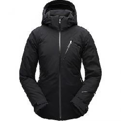 Spyder Women's Leader Jacket Black / Black / Black