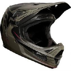 Fox Men's Rampage Pro Carbon MIPS Helmet Kustom Fatigue / Black