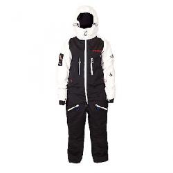 Oneskee Women's Mark IV Ski Suit Black/White