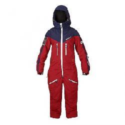 Oneskee Women's Mark IV Ski Suit Red/Navy