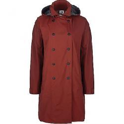 66North Women's Laugavegur Neoshell Coat 280 Ox Blood