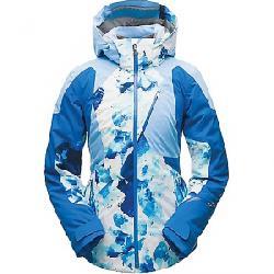 Spyder Women's Leader Jacket Frequency Turkish Sea / Blue Ice / Turkish Sea