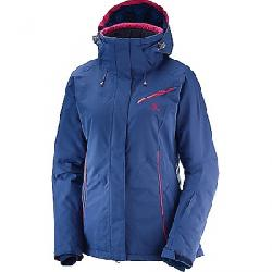 Salomon Women's Fantasy Jacket Medieval Blue Heather