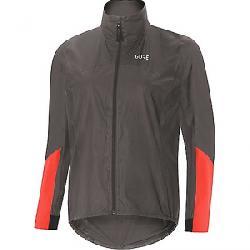 Gore Wear Women's Gore C7 GTX Shakedry Viz Jacket Lava Grey / Lumi Orange