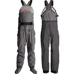 Level Six Breakwater Bib Splash Pant Charcoal/Black
