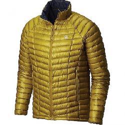 Mountain Hardwear Men's Ghost Whisperer Jacket Dark Citron