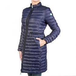 Save the Duck Women's Coat Navy Blue