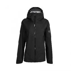 Mammut Men's Masao Light Hardshell Hooded Jacket Black / Phantom