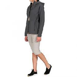 Indygena Women's Anzar Jacket Grey Obsidian