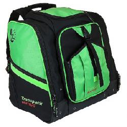 Transpack Pro Series Heated Boot Pro XL Boot Bag Glen Plake Lime
