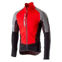 Castelli Men's Mortirolo V Reflex Jacket Red