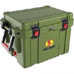 Pelican 35QT Elite Cooler OD Green