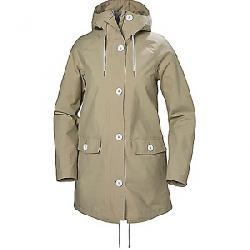 Helly Hansen Women's Tsuyu Rain Coat ALUMINUM