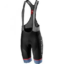 Castelli Men's Free Aero Race 4 Bibshort Kit Black/Light Steel Blue