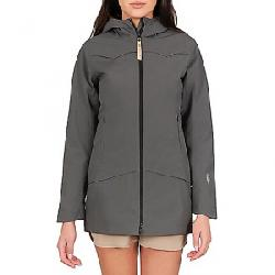 Indygena Women's Choiva Jacket Grey Obsidian