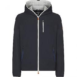 Save The Duck Men's Lightweight Hooded Jacket Blue Black