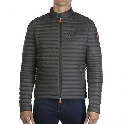 Save The Duck Men's Lightweight 3-Pocket Jacket Charcoal Grey
