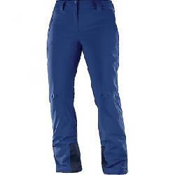Salomon Women's Icemania Pant Medieval Blue