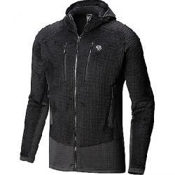 Mountain Hardwear Men's Monkey Man Grid Hooded Jacket Black