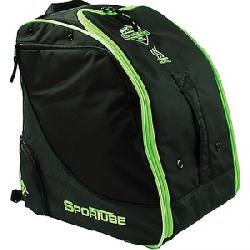 Sportube Toaster Heated Boot Bag Black/Green