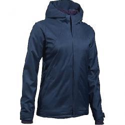 Under Armour Women's UA ColdGear Infrared Sienna 3-In-1 Jacket Midnight Navy / Premier Purple / Stealth Grey