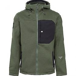 Black Crows Men's Corpus Polartec Fleece Jacket Bronze Green