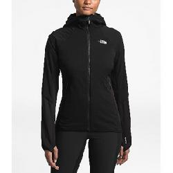 The North Face Women's Ventrix LT Fleece Hybrid Hoodie TNF Black / TNF Black