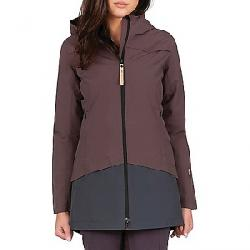 Indygena Women's Choiva Jacket Purple Grape / Blue Graphite