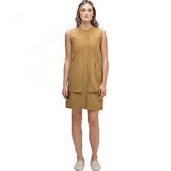 Nau Women's Flaxible Sleeveless Dress Nutmeg