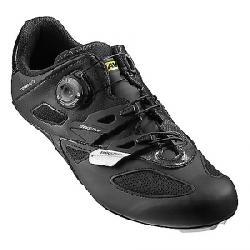 Mavic Men's Cosmic Elite Cycling Shoe Black / White