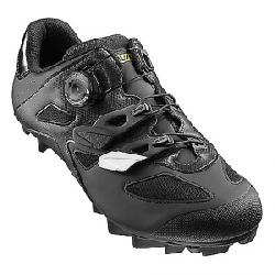 Mavic Men's Crossmax Elite Cycling Shoe Black / Black