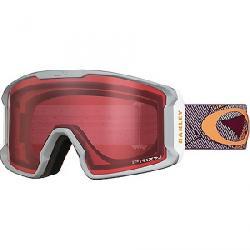 Oakley Line Miner XM Goggle Prizmatic Port Orange/Prizm Rose