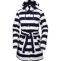 Helly Hansen Women's Lyness II Coat Stripe Evening Blue
