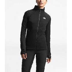 The North Face Women's Ventrix LT Fleece Hybrid Jacket TNF Black / TNF Black