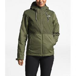 The North Face Women's Arrowood Triclimate Jacket Four Leaf Clover / Four Leaf Clover Mountain Dobby