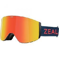 Zeal Hatchet / RLS Optimum Goggle Americana / Phoenix Mirror / Sky Blue Mirror