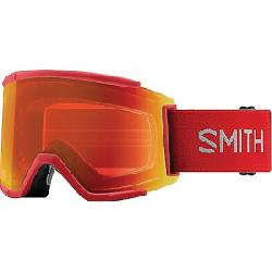 Smith Squad XL ChromaPop Snow Goggle Rise/CPop Everyday Red Mirror