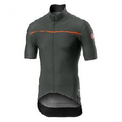 Castelli Men's Gabba 3 Top Forest Grey