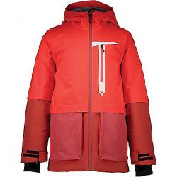 Obermeyer Teen Boy's Axel Jacket Rawhide Red
