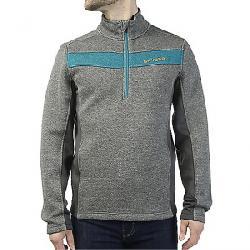 Spyder Men's Encore Half Zip Fleece Jacket Ebony 181