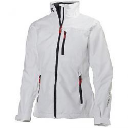 Helly Hansen Women's Crew Jacket WHITE