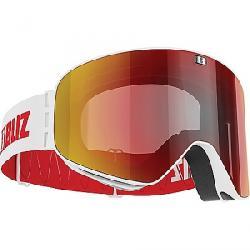 Bliz Flow Goggle Matte White / Brown / Red Multi