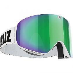 Bliz Flow Goggle White / Brown / Green Multi