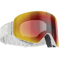 Bliz Flow Goggle Light Grey / Brown / Red Multi